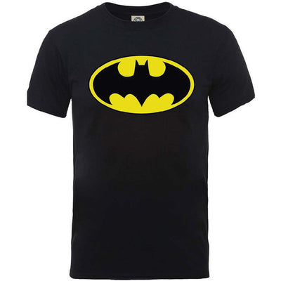 DC Batman Logo Men's T-Shirt - NME Merch
