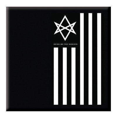 Bring Me The Horizon Antivist Fridge Magnet - NME Merch