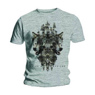 Bring Me The Horizon Wolven Men's T-Shirt - NME Merch