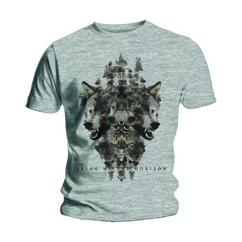 Bring Me The Horizon Wolven Men's T-Shirt