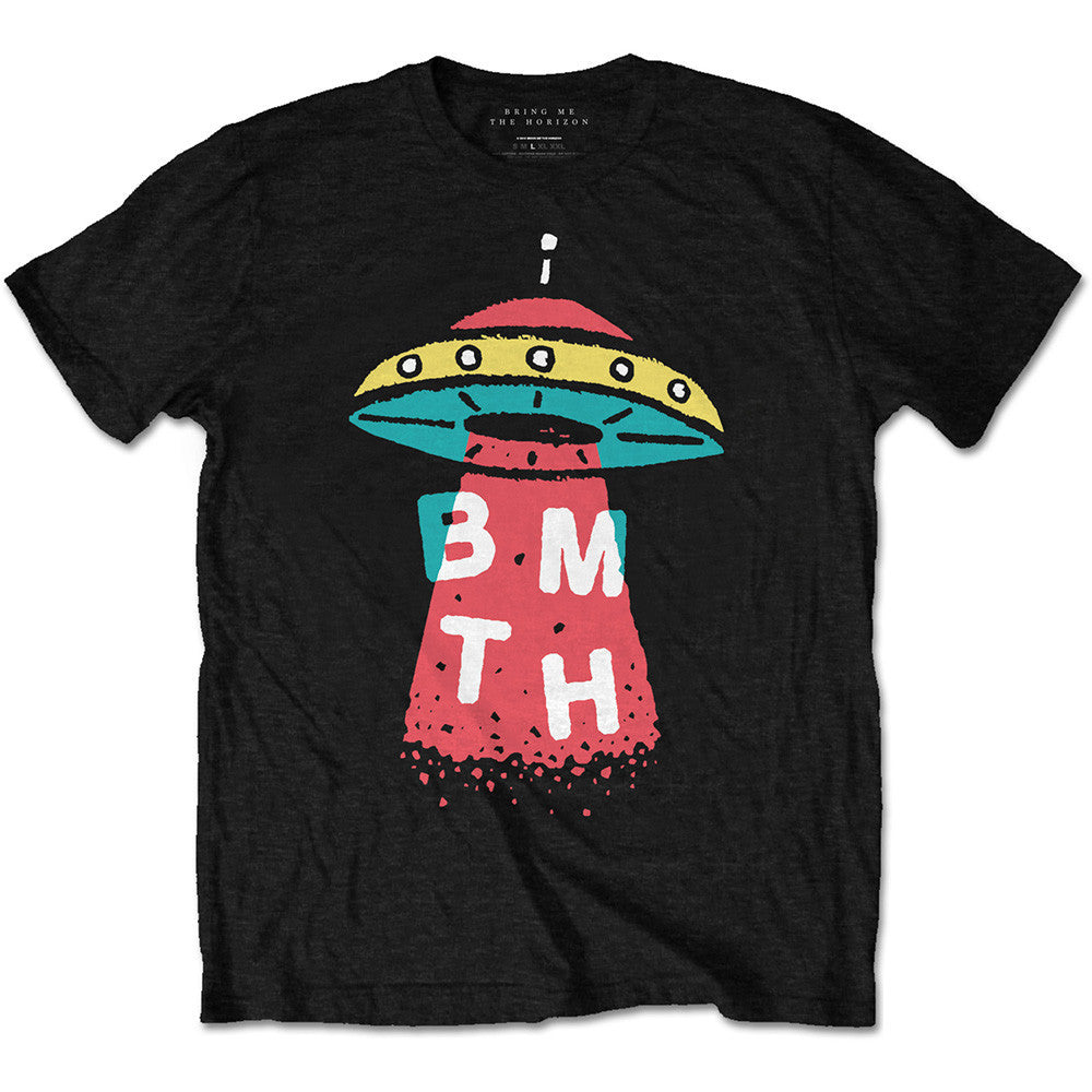Bring Me The Horizon Alien Men's T-Shirt