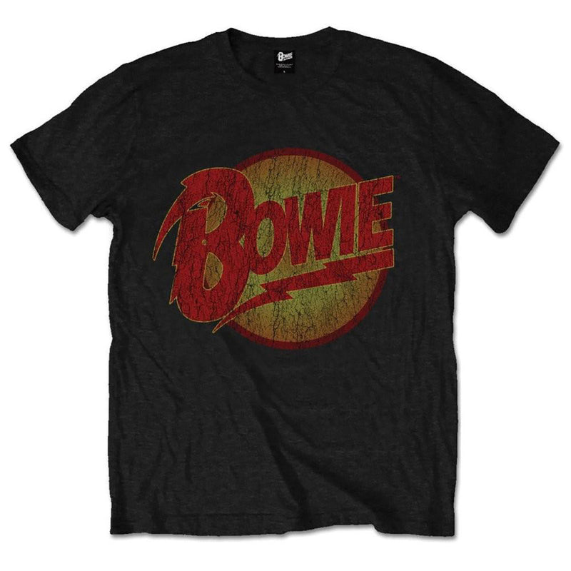David Bowie Diamond Dogs Vintage Men's T-Shirt - NME Merch
