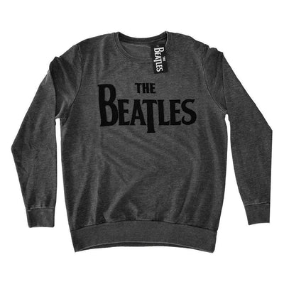 The Beatles Logo Men's Sweatshirt - NME Merch