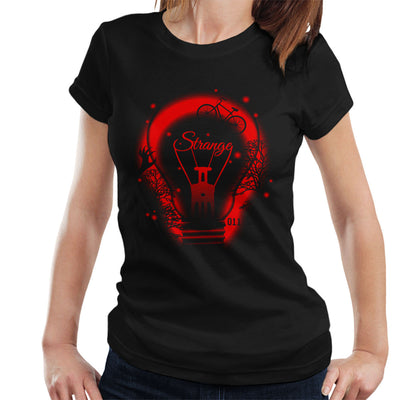 Strange Atmosphere Stranger Things Women's T-Shirt - NME Merch