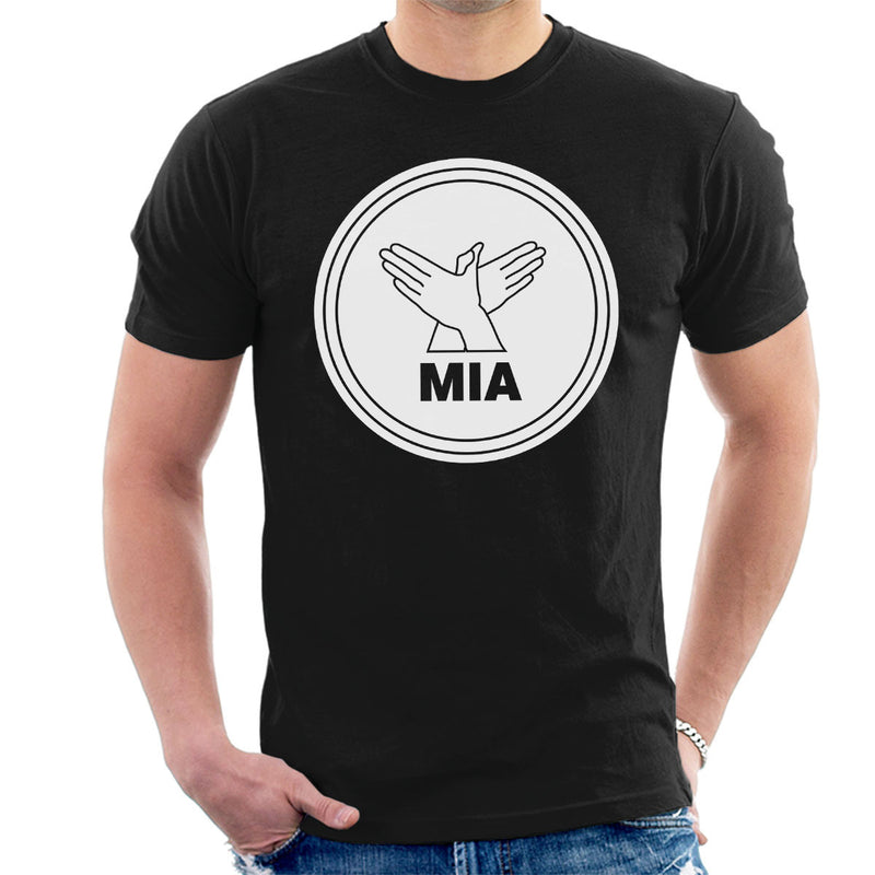 MIA Bird Song White Men's T-Shirt