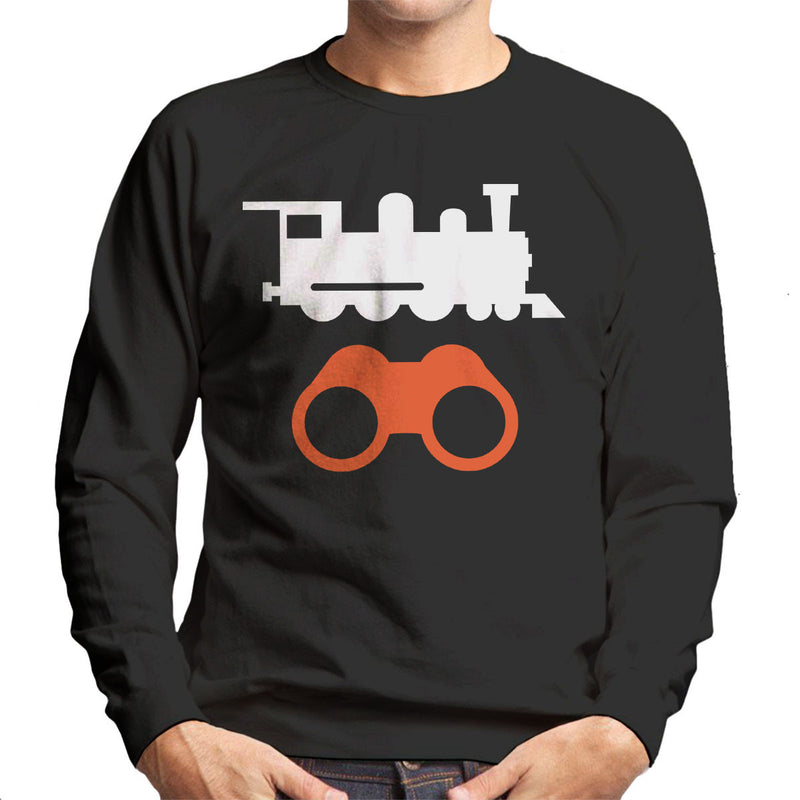 Trainspotting T2 Symbols Men's Sweatshirt