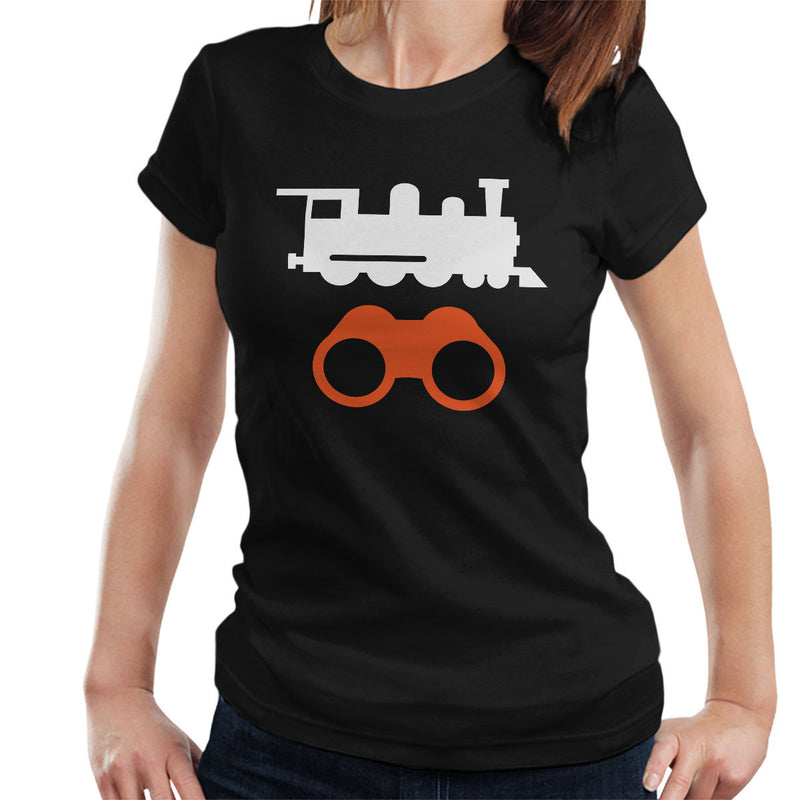 Trainspotting T2 Symbols Women's T-Shirt