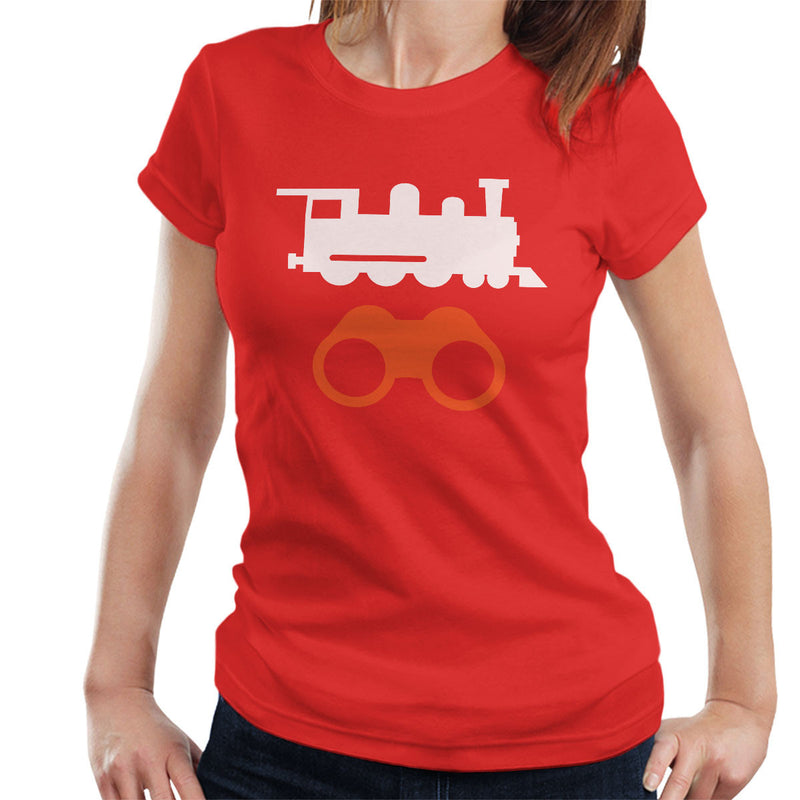 Trainspotting T2 Inspired Symbols Women's T-Shirt - NME Merch