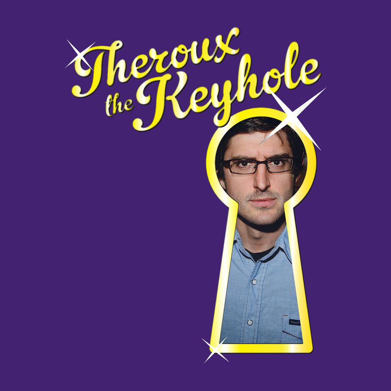 Louis Theroux Inspired The Keyhole Men's T-Shirt - NME Merch
