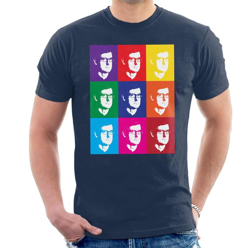 Louis Theroux Inspired Andy Warhol Men's T-Shirt