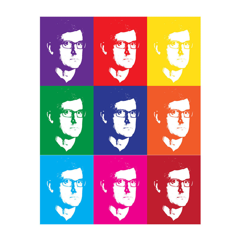 Louis Theroux Inspired Andy Warhol Men's T-Shirt - NME Merch