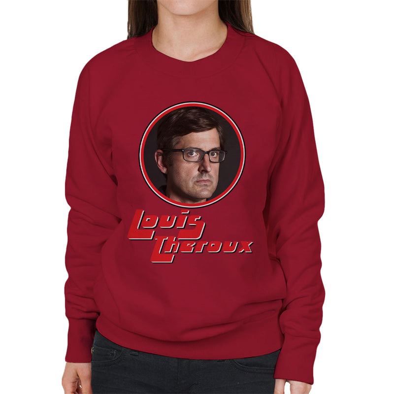Louis Theroux Inspired Groove Hero Women's Sweatshirt - NME Merch