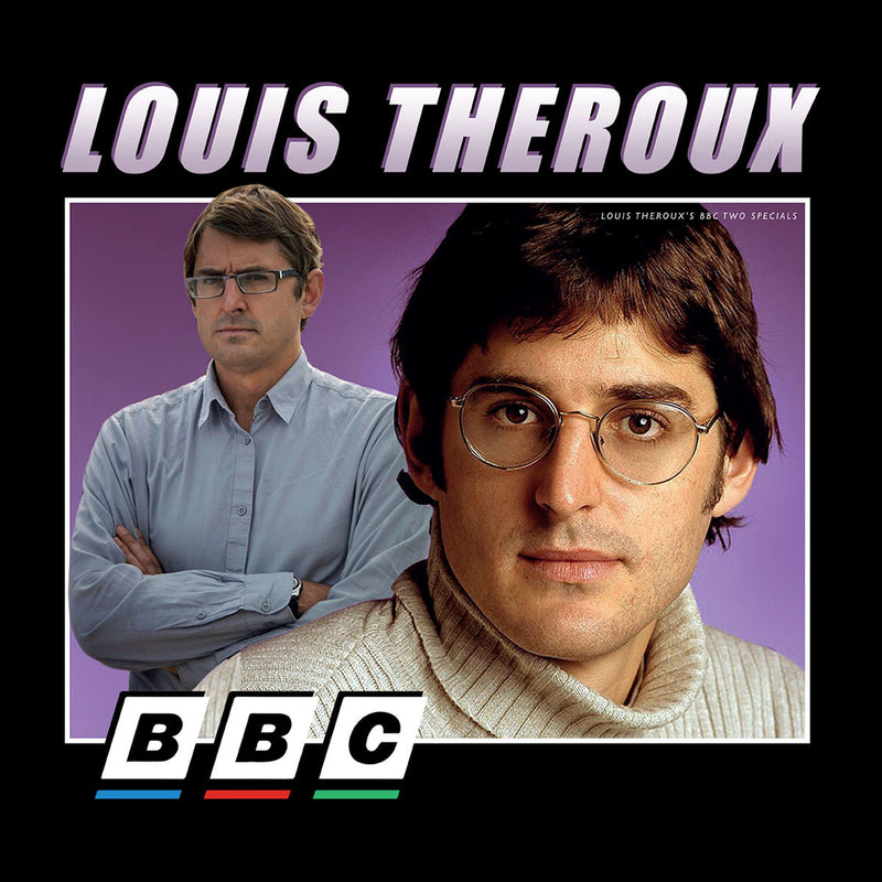 Louis Theroux Inspired Retro BBC Women's T-Shirt - NME Merch