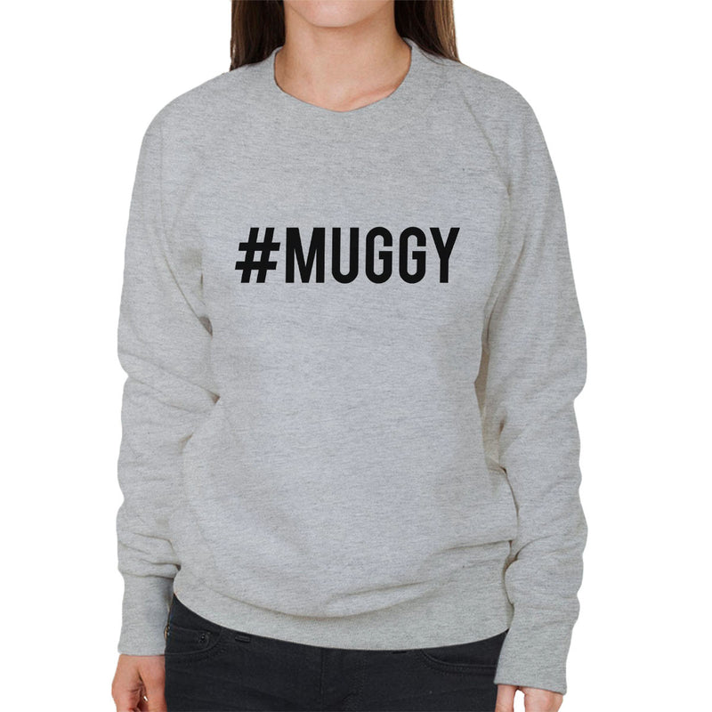 Love Island Hashtag Muggy Mike Black Women's Sweatshirt - NME Merch