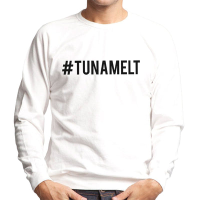 Love Island Hashtag Tuna Melt Black Men's Sweatshirt - NME Merch