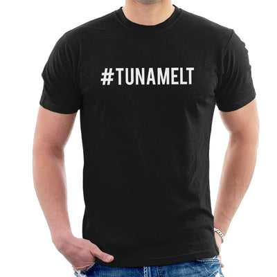 Love Island Hashtag Tuna Melt White Men's T-Shirt