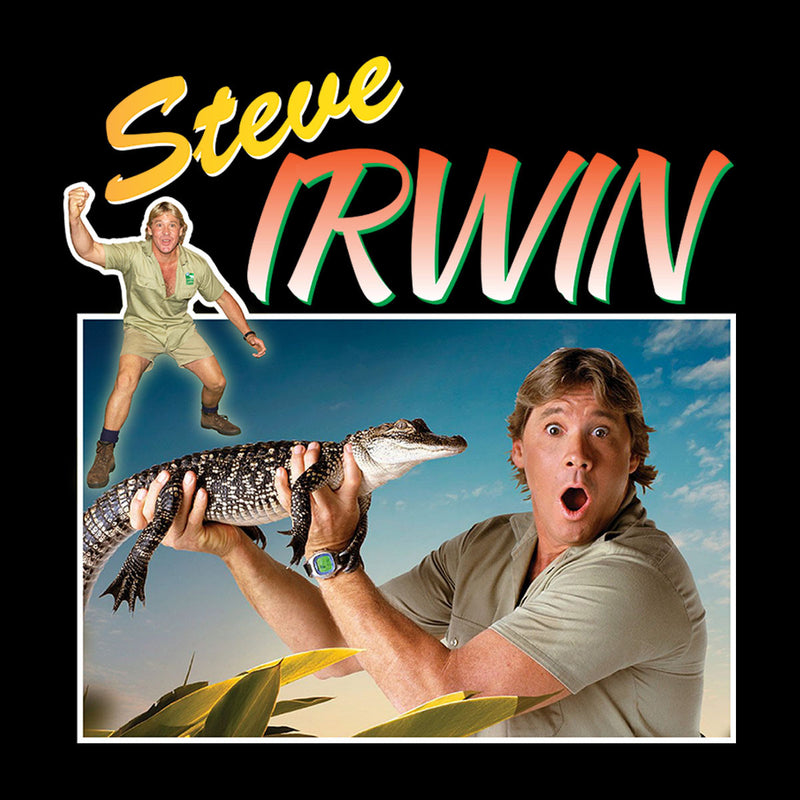 Steve Irwin Tribute Montage Men's Sweatshirt - NME Merch