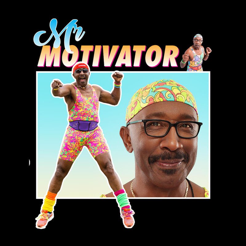 Mr Motivator Tribute Montage Men's T-Shirt - NME Merch