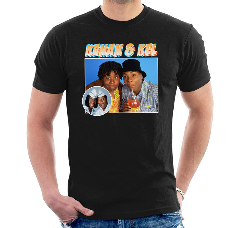 Kenan And Kel Montage Men's T-Shirt