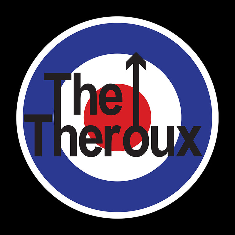 Louis Theroux Inspired The Who Logo Men's T-Shirt - NME Merch