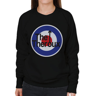 Louis Theroux The Who Logo Women's Sweatshirt