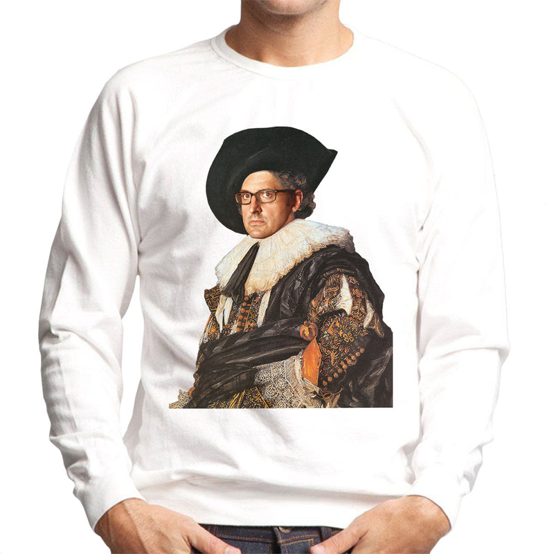 Louis Theroux Inspired Laughing Cavalier Men's Sweatshirt - NME Merch
