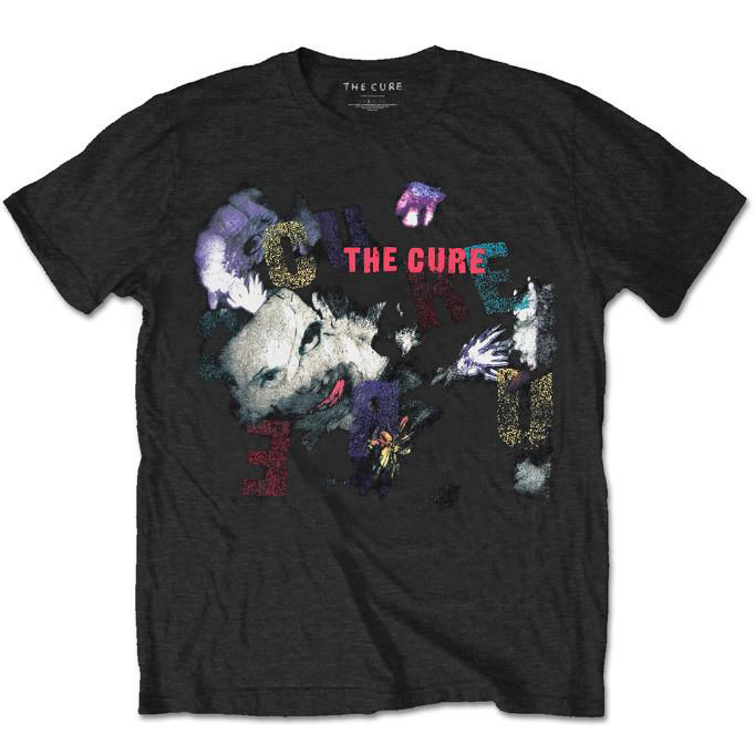 The Cure Special Edition Tours That Rocked The World: The Prayer Tour 1989 Men's T-Shirt