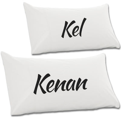 Kenan & Kel Pair Of Pillow Cases - NME Merch
