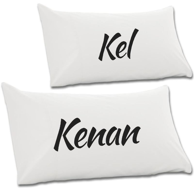 Kenan & Kel Pair Of Pillow Cases