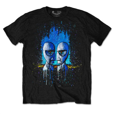 Pink Floyd Special Edition Hand Painted Division Bell Men's T-Shirt