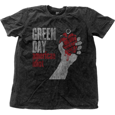 Green Day American Idiot Men's T-Shirt - NME Merch