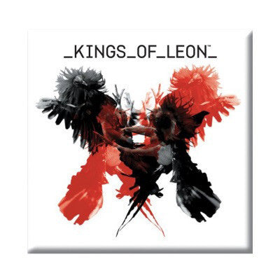Kings Of Leon Only By The Night US Album Fridge Magnet - NME Merch