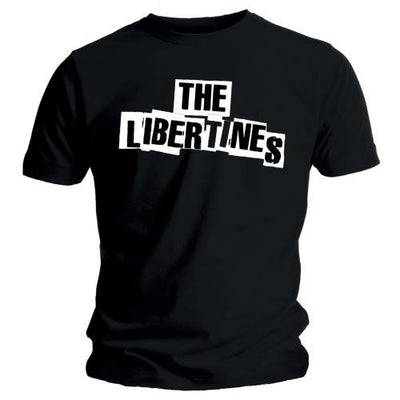 The Libertines Logo Men's T-Shirt - NME Merch
