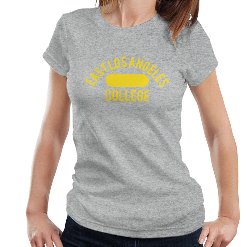 East Los Angeles College Worn By Frank Zappa Women's T-Shirt