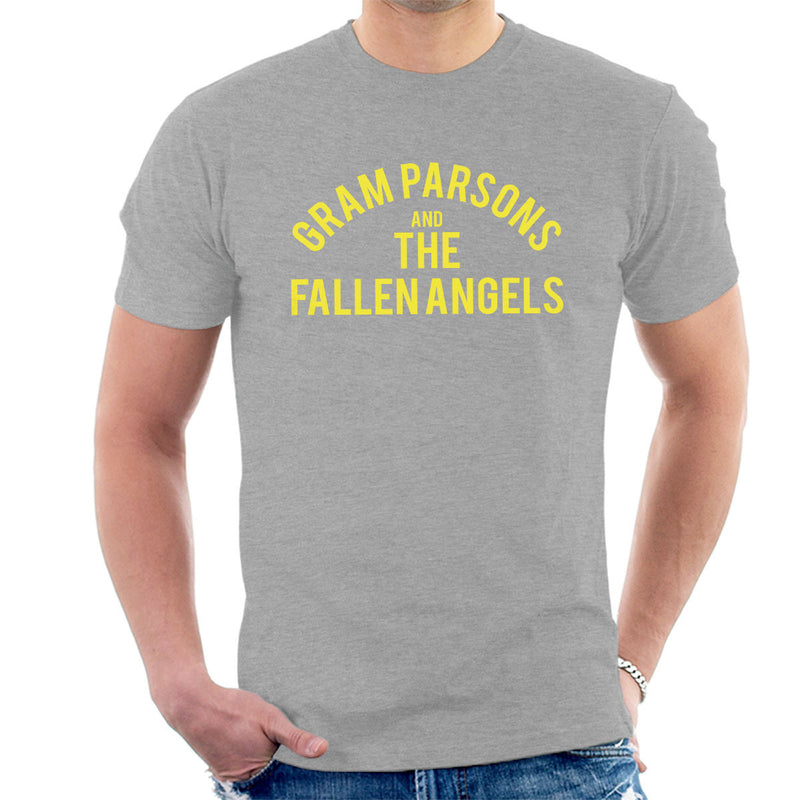 Gram Parsons And The Fallen Angels Worn By Gram Men's T-Shirt
