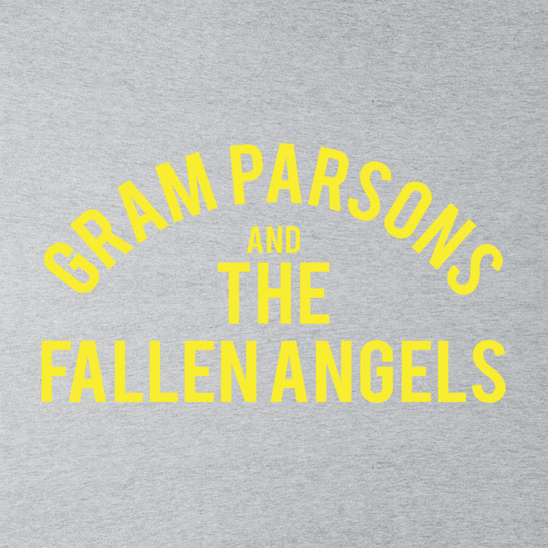 Gram Parsons And The Fallen Angels Worn By Gram Men's T-Shirt - NME Merch