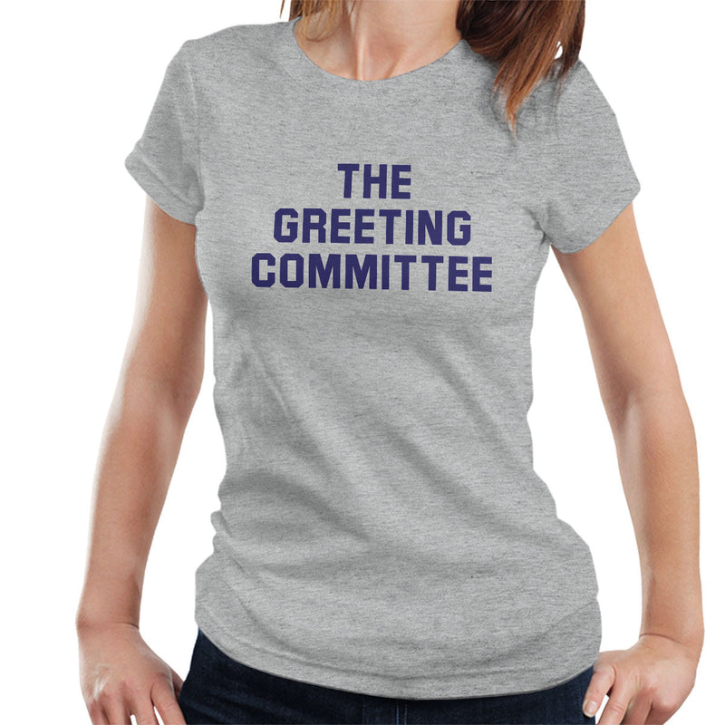 The Greeting Committee Worn By John Lennon Women's T-Shirt