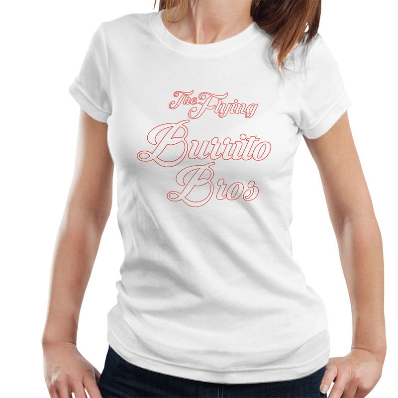 The Flying Burrito Bros Worn By Gram Parsons Women's T-Shirt