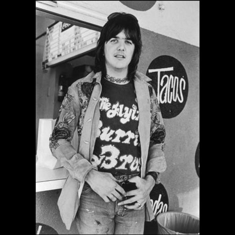 The Flying Burrito Bros Inspired By & Worn By Gram Parsons Women's T-Shirt - NME Merch
