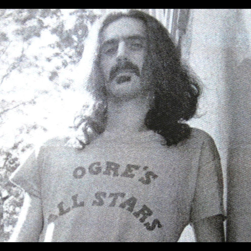 Ogres All Stars Worn By Frank Zappa Men's T-Shirt