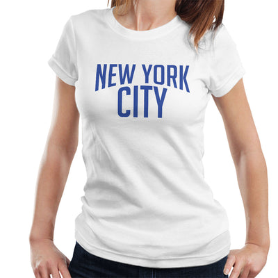 New York City Worn By John Lennon Women's T-Shirt