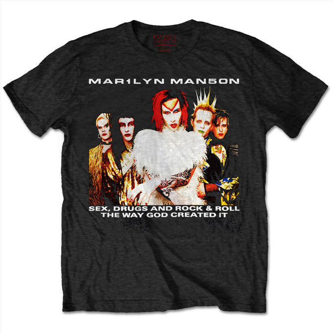 Marilyn Manson Special Edition Tours That Rocked The World Rock Is De Nmemerch