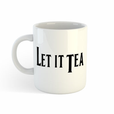 Beatles Inspired Let It Tea Mug - NME Merch