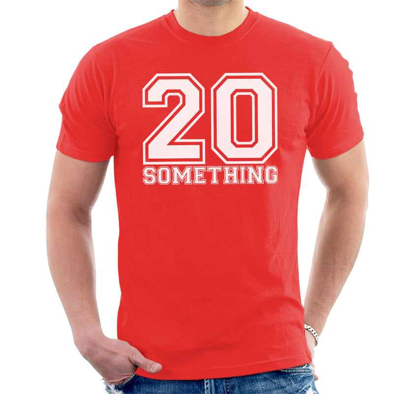 Pet Shop Boys 20 Something Mens T-Shirt