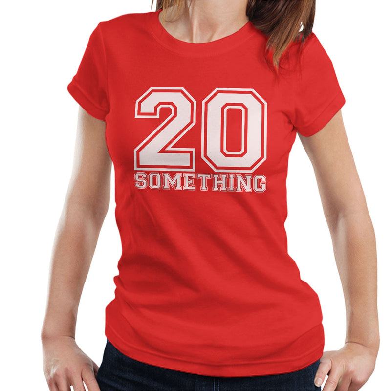 Pet Shop Boys 20 Something Womens T-Shirt