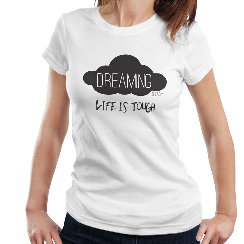 Pet Shop Boys Dreaming Is Easy Womens T-Shirt