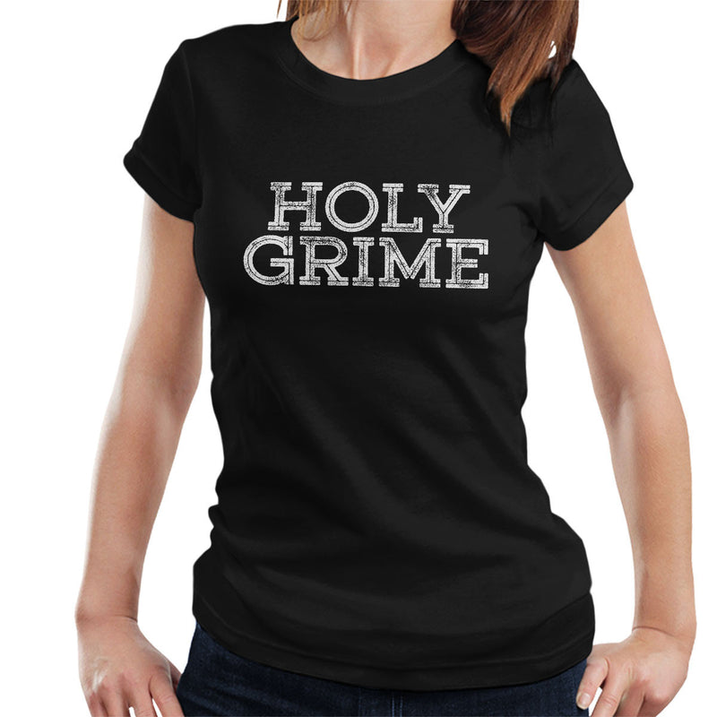 Wiley Inspired Holy Grime Women's T-Shirt - NME Merch