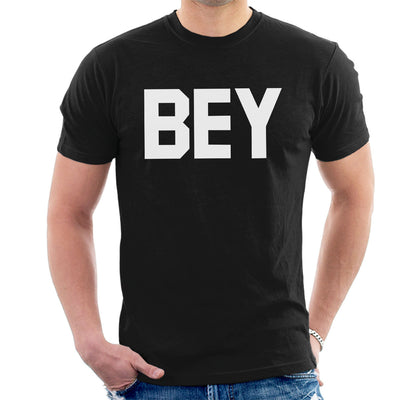 Beyonce Inspired Bey Men's T-Shirt - NME Merch