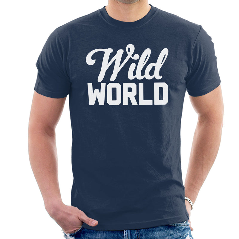 Bastille Inspired Wild World Men's T-Shirt - NME Merch