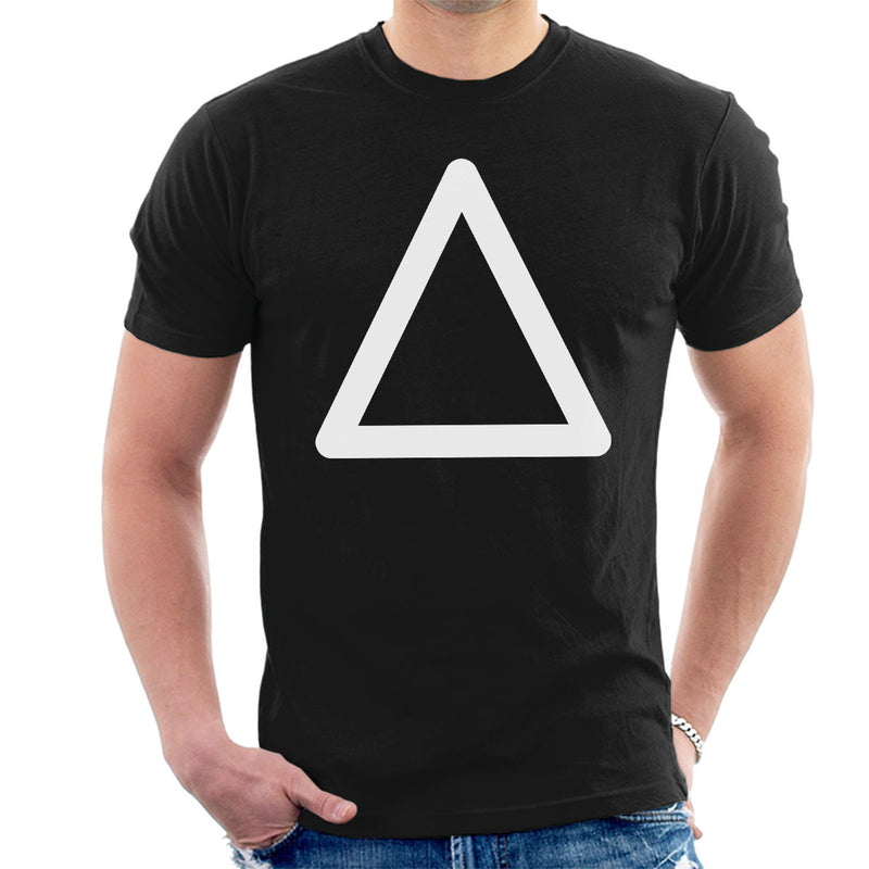 Bastille Inspired Triangle Symbol Men's T-Shirt - NME Merch